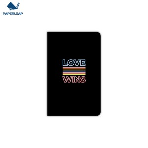 Hard Cover Casebound Bullet Notebook 128 x 203 _ Space