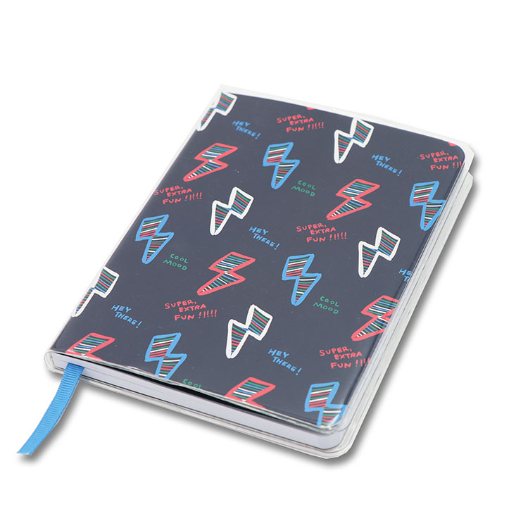 Notebook with PVC Sleeve 120 x 170 _ Space Featured Image