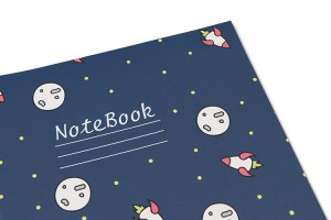 Soft Cover Exercise Book A4 _ Space