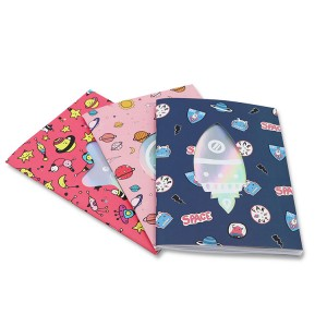 Soft Cover Exercise Book A5 _ Space
