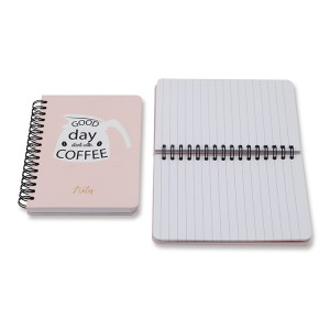 Hard Cover Notebook A6 _ pink