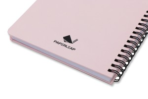 Hard Cover Notebook 150 x 160 _ pink