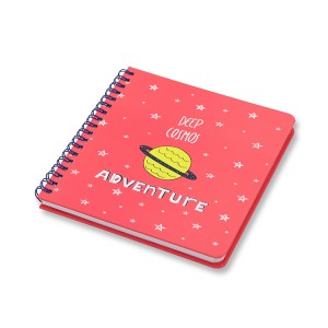 Hard Cover Notebook 150 x 160 _ Space
