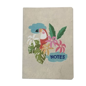 Fast delivery Custom Cheap Hardcover Book Printing - Notebook Tropical Vibes JZ4-A – Hengchen