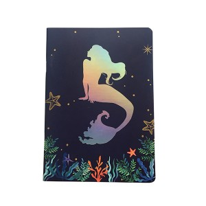 Exercise Book Mermaid QM1-A