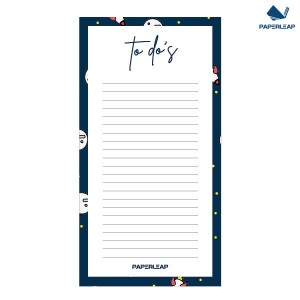 To-do List 120 x 228 _ Space