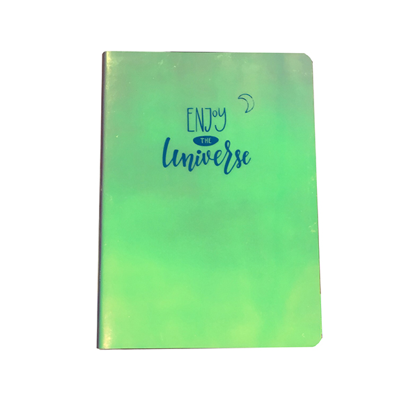 Mirror PU Notebook Universe RM3-JY3 Featured Image