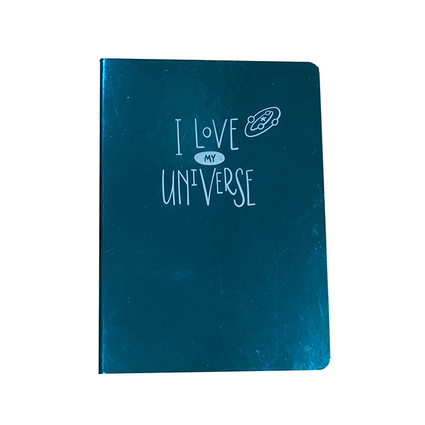 Mirror PU Notebook Universe RM3-JY5 Featured Image
